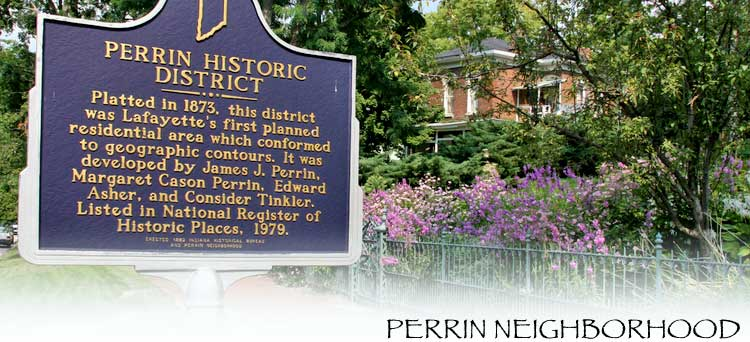 Perrin Historic District